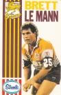1990 Streets Broncos - Brett Le Mann