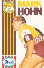 1990 Streets Broncos - Mark Hohn