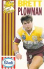 1990 Streets Broncos - Brett Plowman