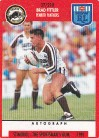 1991 Stimorol 027 Brad Fittler Penrith Panthers
