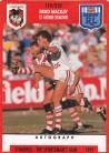 1991 Stimorol 119 Brad Mackay St George Dragons