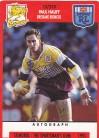 1991 Stimorol 015 Paul Hauff Brisbane Broncos