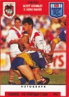 1991 Stimorol 114 Scott Gourley St George Dragons