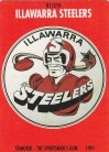 1991 Stimorol 081 Illawarra Steelers Logo Card