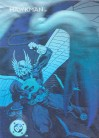 DC Cosmic Teams Hologram Card DCH12 Hawkman