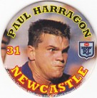 1994 Coca-Cola QLD Pog #31 - Paul Harragon