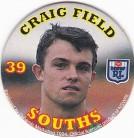 1994 Coca-Cola QLD Pog #39 - Craig Field