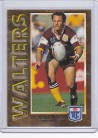 1994 Series 1 Embossed Gold Card - Kerrod Walters