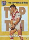 1994 Series 2 Supporters Choice - Brad Mackay