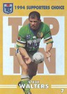 1994 Series 2 Supporters Choice - Steve Walters