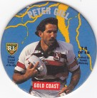 1995 Coca-Cola Footy Face Pogs #14 - Peter Gill