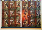 1995 Dynamic Series 2 Frontline Enforcer Uncut Sheet