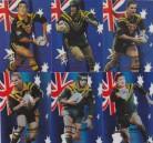 1996 Series 1 Acetate National Heroes Card Set