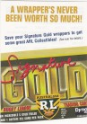 1996 Signature Gold - Promotional Material