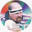 1997 Fatty's Turn it Up Pog #07 - Martin Bella