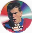 1997 Fatty's Turn it Up Pog #18 - Paul Harragon