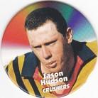 1997 Fatty's Turn it up Pog #38 - Jason Hudson
