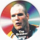 1997 Fatty's Turn it Up Pog #02 - Tim Brasher