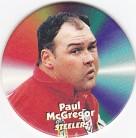 1997 Fatty's Turn it Up Pog #09 - Paul McGregor