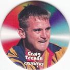1997 Fatty's Turn it Up Pog #39 - Craig Teevan