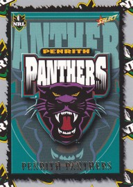 2000 Team Logo L10 - Panthers
