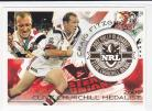 2003  XL DM06 Dally M Awards Clive Churchill Medallist 2002 Craig Fitzgibbon