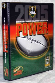 2005 Power Collector Card Album