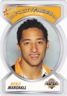 2006 Accolade FF148 Footy Face - Benji Marshall