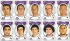 2006 Accolade Footy Faces Team Set - Storm