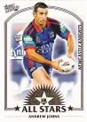2006 Invincible AS07 All Stars Andrew Johns