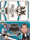 2006 Invincible Predictor and League Leader - Cronulla Sharks