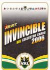 2006 Invincible Trading Card Base Set