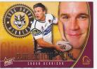 2007 Champions M05 Award Card Shaun Berrigan