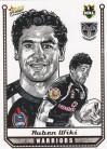 2007 Champions SK29 Sketch Card Ruben Wiki
