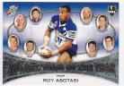 2007 Invincible TY06 Team of the Year Roy Asotasi