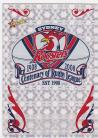 2008 Centenary CL14 Holofoil Club Logo Roosters