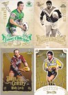 2008 Centenary 4 Card Promo Set