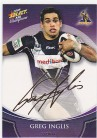2008 Champions FS19 Foiled Signature Greg Inglis