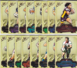 2009 Classic Club Player of the Year Insert Set