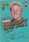 2010 Champions Impact Foiled Signature IS08 - Ben Hannant