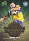 2011 Champions R38 Rookie Card Justin Horo