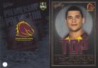 2011 Strike PP01 Redeemed Predictor & Top Try Scorer Broncos