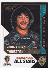 2012 Dynasty AS06 Indigenous All Stars Johnathan Thurston