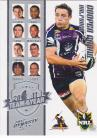 2012 Dynasty TY05 Team of the Year Cooper Cronk