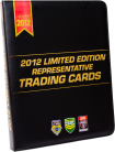 2012 ESP Limited Edition Trading Card Album