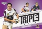 2013 Elite Triple Threat TT20 - Cooper Cronk - Storm