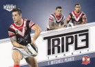 2013 Elite Triple Threat TT40 - Mitchell Pearce - Roosters