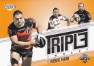 2013 Elite Triple Threat TT46 - Robbie Farah - Wests Tigers