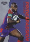 2014 Elite Pride & Passion PP24 - Akuila Uate - Knights