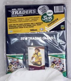 2014 NRL Traders Album & Base Set